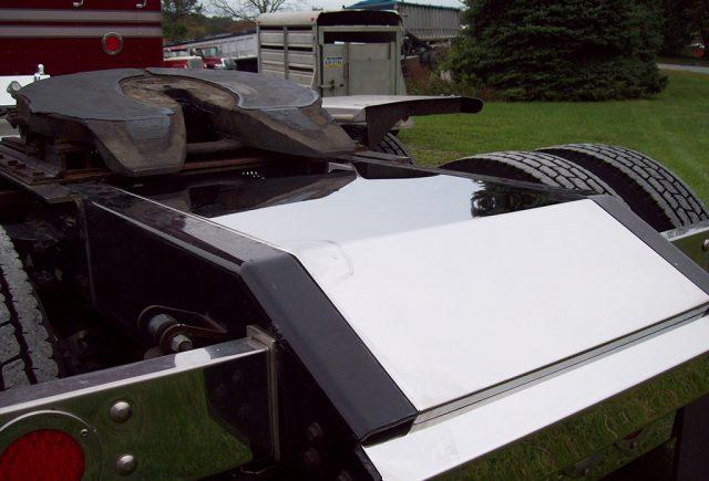 Deck Plates, Lift Axles & Suspensions