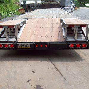 Custom Trailer Body Work