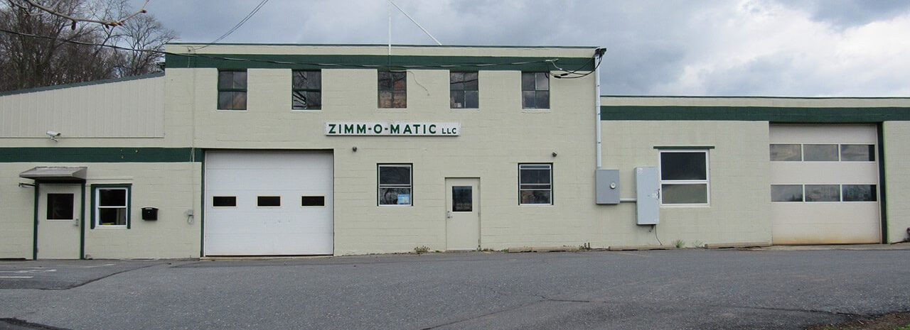 Zimm-o-matic truck and trailer repair shop