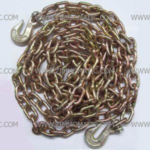 binder chain, 3/8 inch x 20 feet