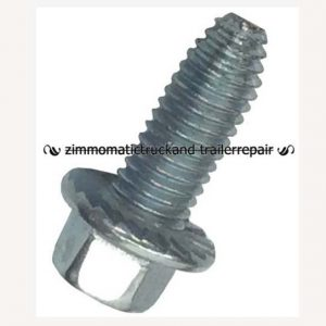 self-threading bolt, 3/8 inch  x 1 inch