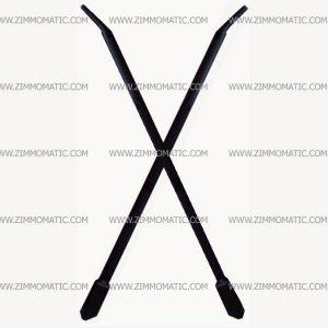 black winch bar, multi-use