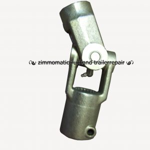 heavy-duty splined roll tarp universal joint