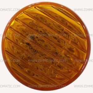 light, 2 inch amber