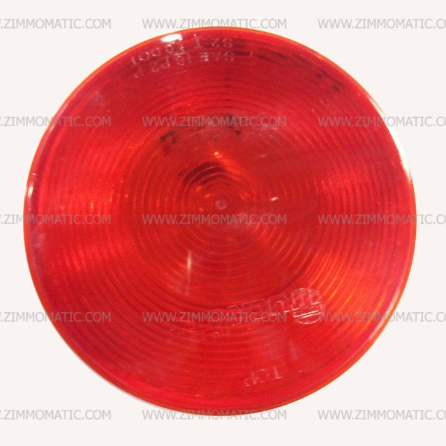 STOP TAIL TURN LAMP, 4 INCH