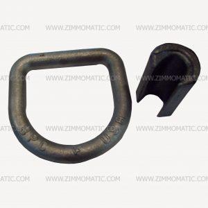 d-ring, 5/8 inch diameter