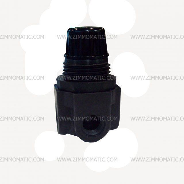 1/4 inch mini regulator, plastic