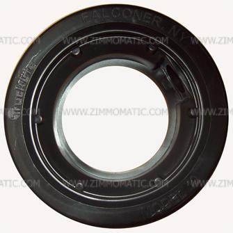 grommet, 2½ inch rubber