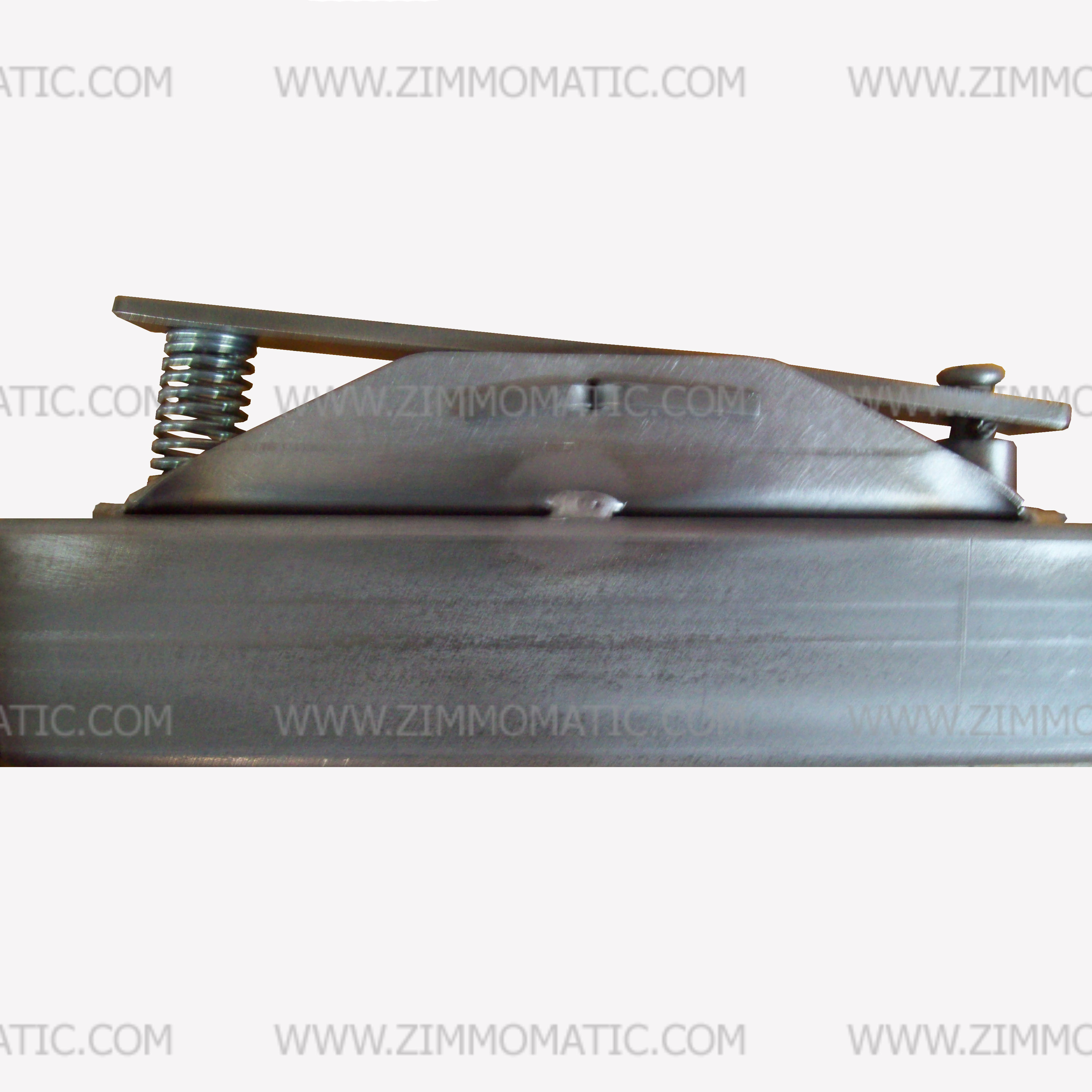 ZOM stainless steel telescoping crank, 84 inch, tarp crank for trailers