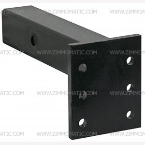 pintle hook mount, 2 position