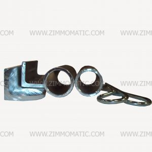ZOM aluminum weld crank mount kit