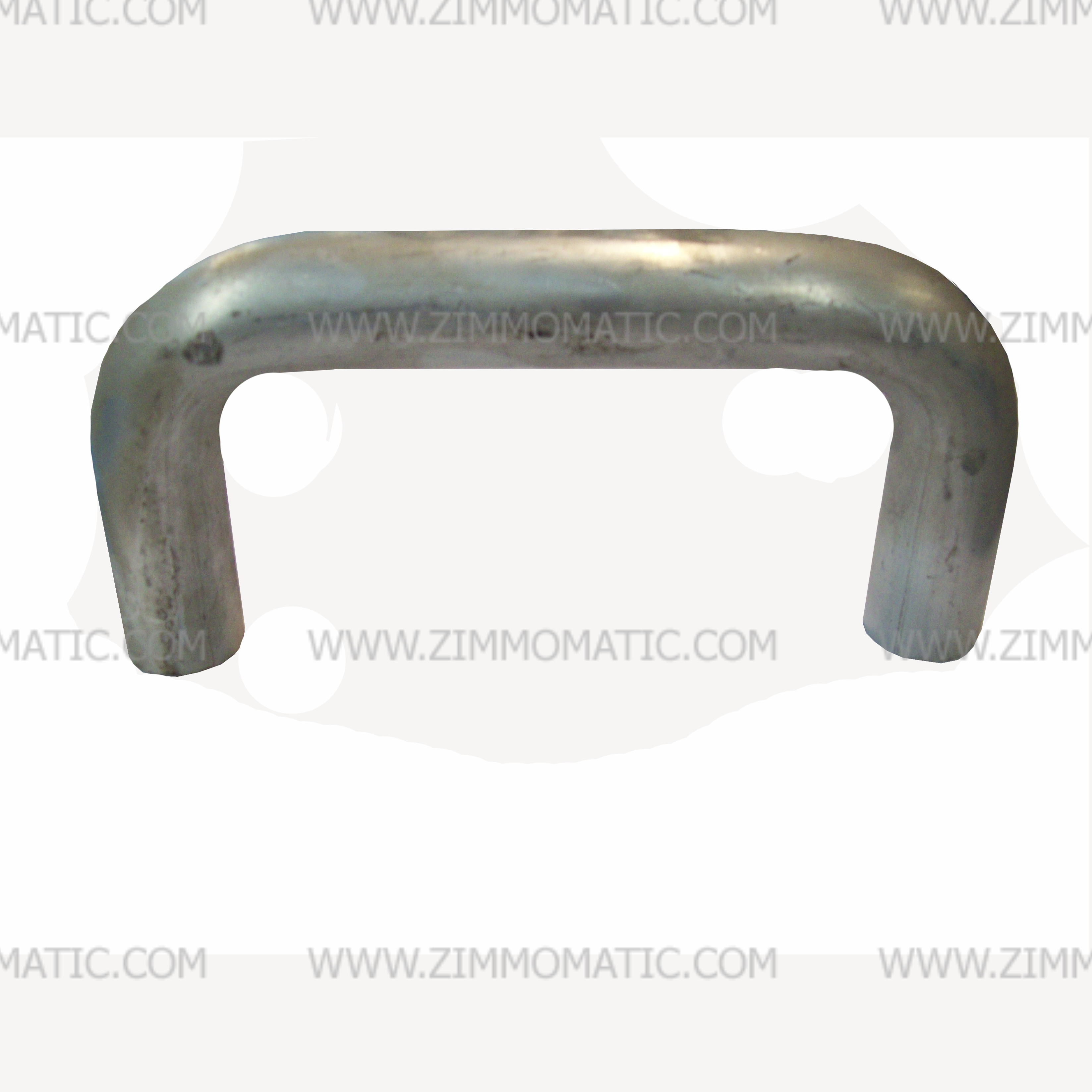 aluminum grab handle, weldable