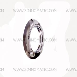 3/4 stainless steel bezel, maxxima